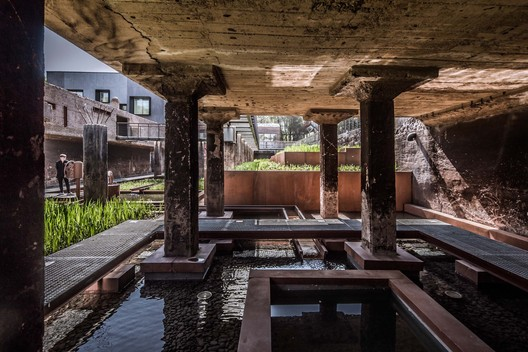 Cultural Memory of Industrial Heritage_Pond for growing. Image © Xiu Wang