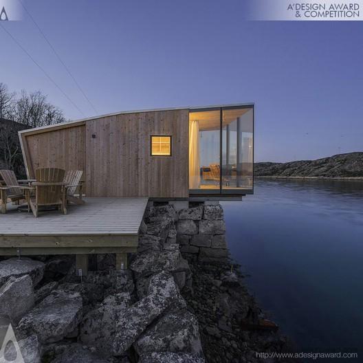 Manshausen Island Resort - Snorre Stinessen - Norway. Image © A' Design Awards