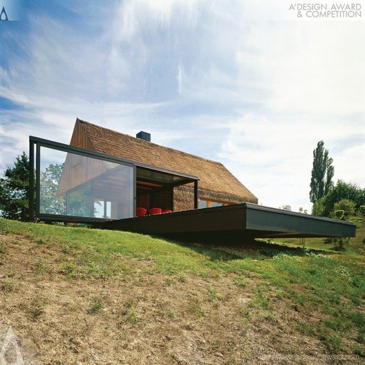Hiza - Proarh Davor Matekovic - Croatia. Image © A' Design Awards