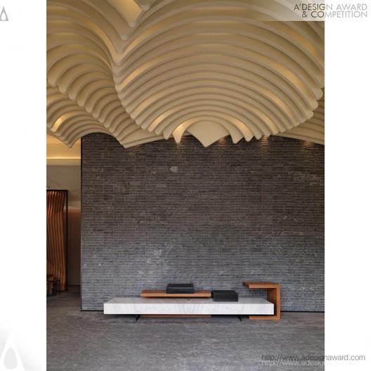 Qin Service Center -  Chin-Feng Wu - Taiwan. Image © A' Design Awards