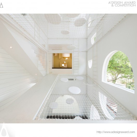 Jerry House - onion - Thailand. Image © A' Design Awards