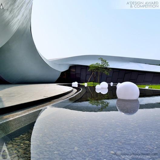Flowing Tai Chi - CHIH-KAI,KANG - China. Image © A' Design Awards