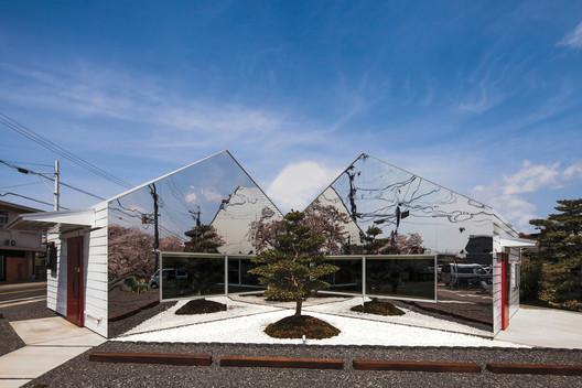 Mirrors Cafe - Hisanori Ban - Japan. Image © A' Design Awards