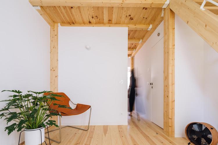 4 Casas na Graça / Lioz Arquitetura, © Francisco Nogueira