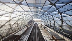 Estación de metro Elbbrücken / gmp