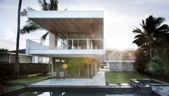 Island House / Michael Pinche