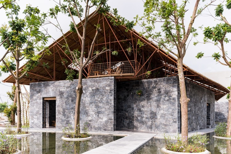 Espacio S / H&P Architects, © Nguyen TienThanh