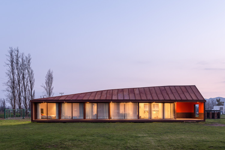 Casa PH2 / DX Arquitectos, © Pablo Blanco