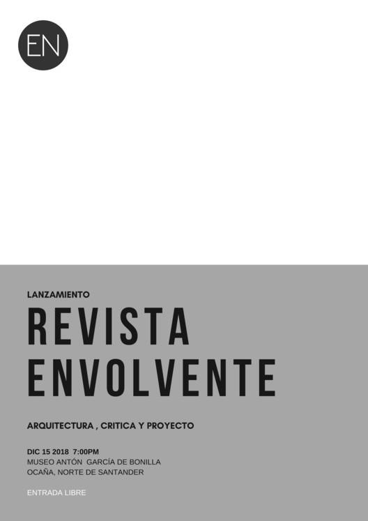 Lanzamiento de Revista Envolvente: Arquitectura, Critica y Proyecto, Paola Lobo
