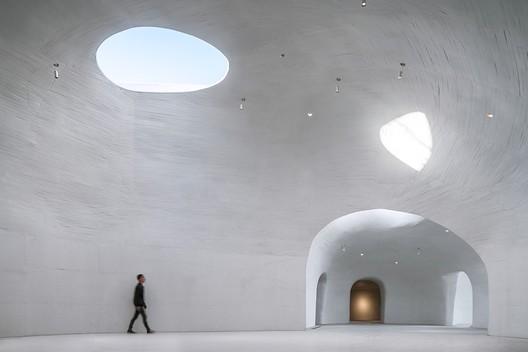 Main Gallery. Image © Qingshan Wu