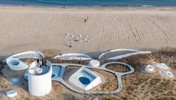 UCCA Dune Art Museum / OPEN Architecture