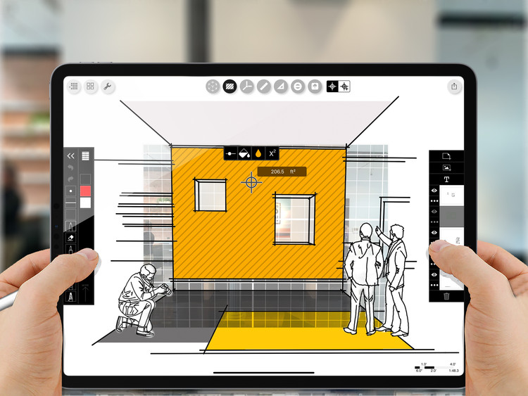 Architects And The New Ipadpro Should You Buy One Archdaily