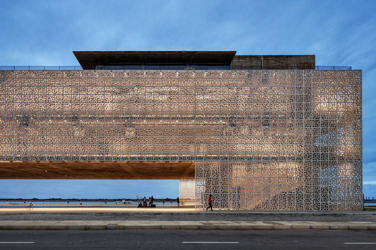 Museu Cais do Sertão / Brasil Arquitetura, © Nelson Kon