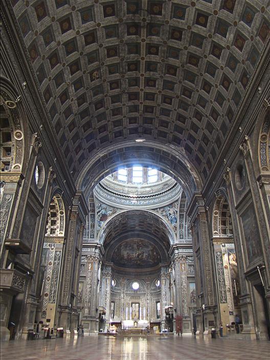 Nos hemos olvidado de criticar la propia arquitectura, © Wikipedia User: Tango7174. Licensed under CC BY-SA 4.0. ImageAlberti_Renacimiento