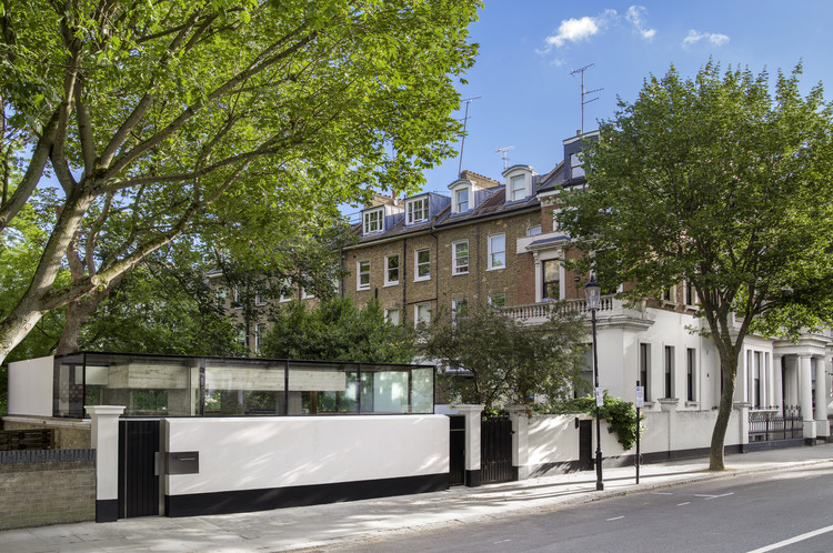 1A Earl's Court Square / Sophie Hicks Architects, © Annabel Elston