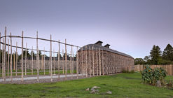 Deer Clan Longhouse / Brook Mcllroy