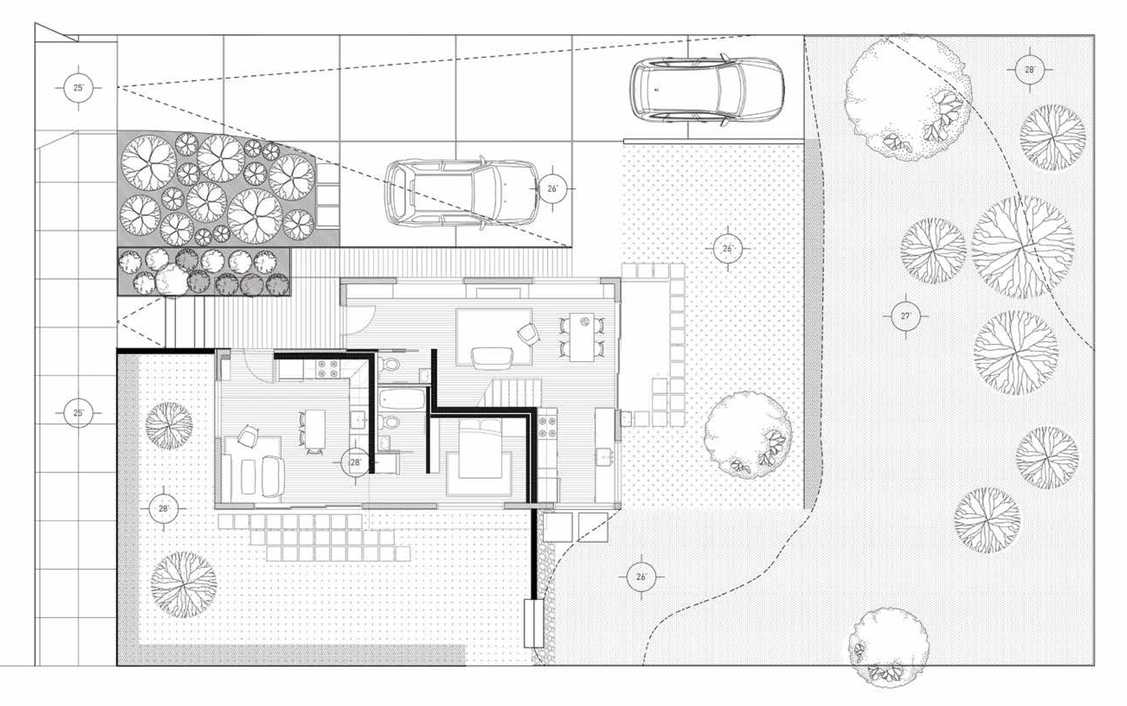2018 jim vlock first year building project yale school of architecture floor plan
