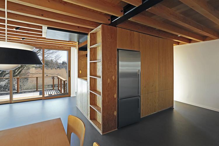 DADU de Fremont / Robert Hutchison Architecture, © Mark Woods
