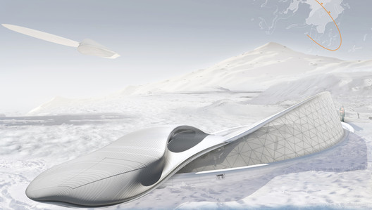 Arctic Seed / David James Morgan. Image via Laka