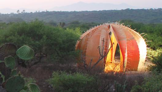 Cactus Pavilion / Andrés Martín-Pastor, Francisco González-Quintial. Image via Laka