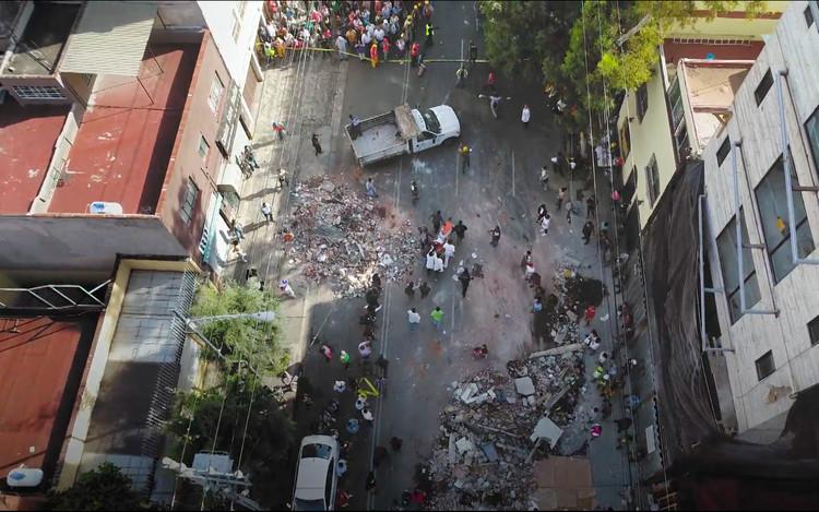 Ciudad Herida: un relato sobre el S19 en México por Santiago Arau, vía Santiago Arau