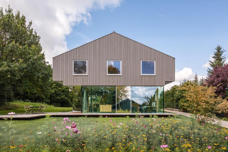 Casa H / HHF Architects, © Jonathan Sage