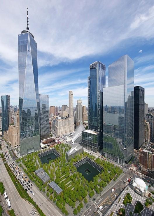 3 World Trade Center / Rogers Stirk Harbour + Partners. Image © Rogers Stirk Harbour + Partners
