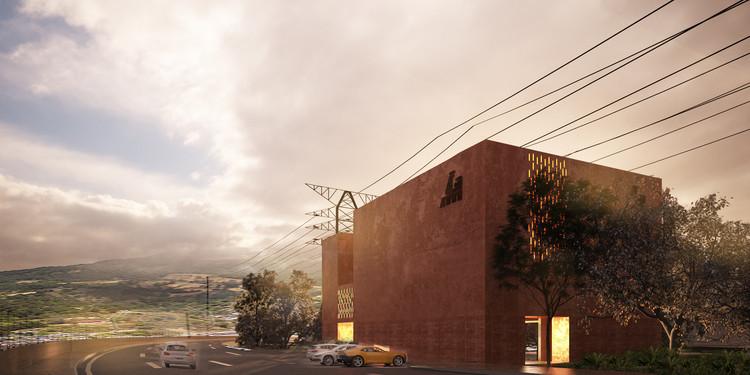 Conoce la propuesta ganadora para la nueva sede del Colegio de Arquitectos de Michoacán, México, © Lavalle + Peniche