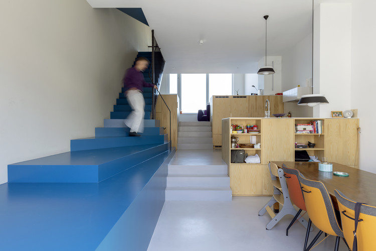 Blue House / BETA office for architecture and the city, © Marcel van der Burg