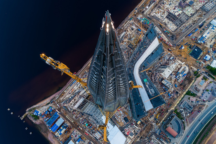 Skyscrapers of 2018: Soaring Beyond the Archetypal Crystal Tower, © Viktor Sukharukov