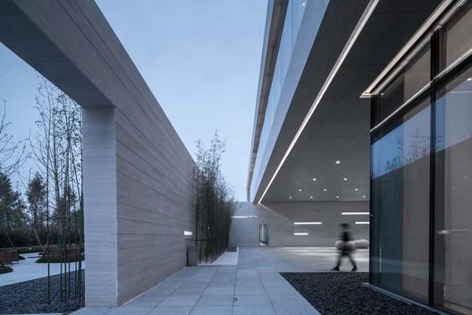 Architectural landscape. Image © Xingzhi Architecture