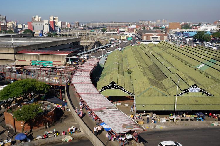5 Cidades mostram o que são transformações urbanas, Mercado de Durban, África do Sul. Fotografia de: mattk1979 on Foter.com / CC BY-SA