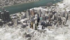 Primeiro projeto de Schmidt Hammer Lassen nos EUA começa a ser construído em Detroit