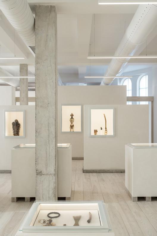 Spiritan Museum of African Arts / NeM / Niney et Marca architectes + Gernay Architecte, © Cyrille Weiner