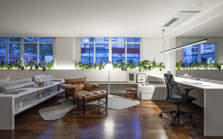Apartamento JDI / treszerosete, © Maíra Acayaba