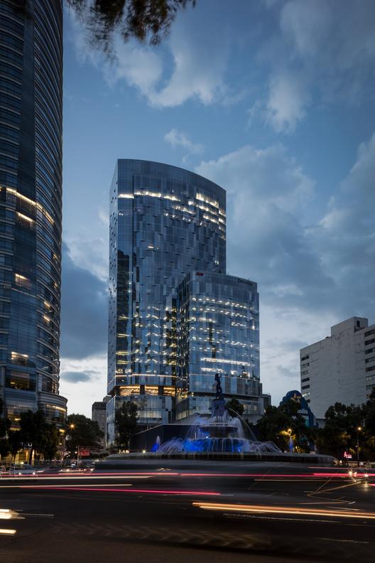 Torre Diana / Colonnier Arquitectos, © Luis Gordoa