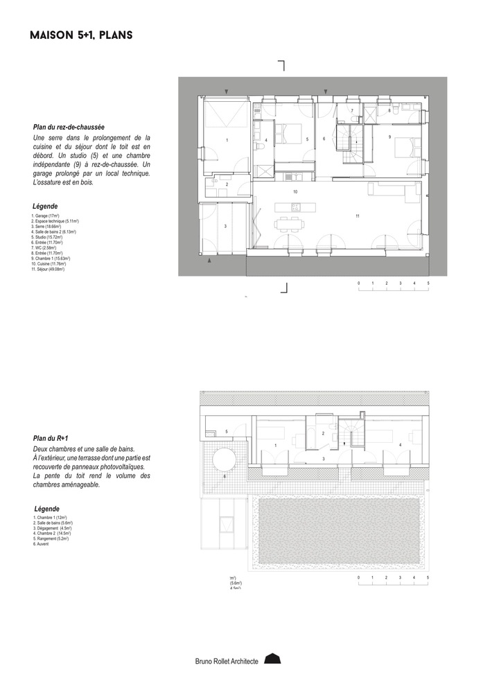 Gallery Of Konekti Two Connected Houses Bruno Rollet Architecte 20
