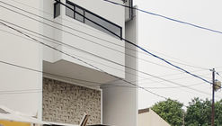 Multilevel House / Studio SA_e