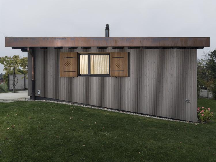 MOKA / Concrete and the woods, © Matthieu Gafsou