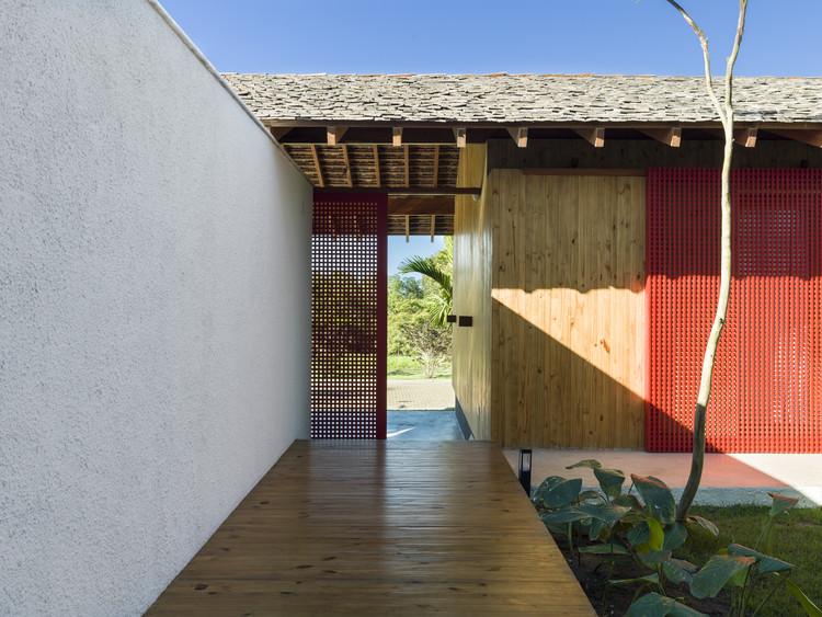 Casa FVB / Claudia Haguiara Arquitetura, © Christian Maldonado