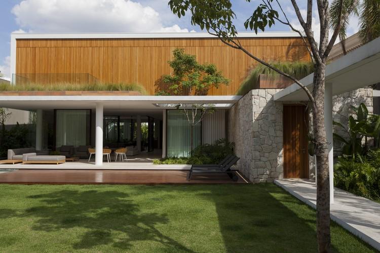 Casa Flamenco / BZP Arquitetura, © Tuca Reines