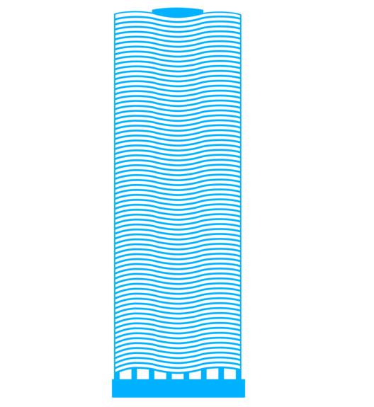Lake Point Tower, 1968. Image Courtesy of ORBITZ