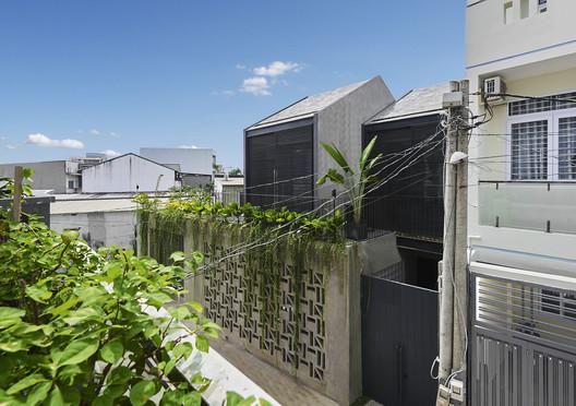 Casa vecina / N+architects