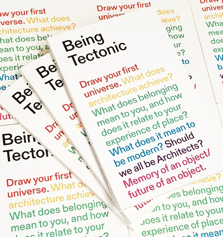 Oslo Architecture Triennale Releases 'Being Tectonic' Publication, Courtesy of OAT