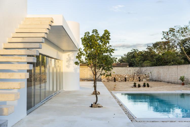 House O + I / Garrido Lizarraga Arquitectos, © Diego Ayuso (CinemaHD)