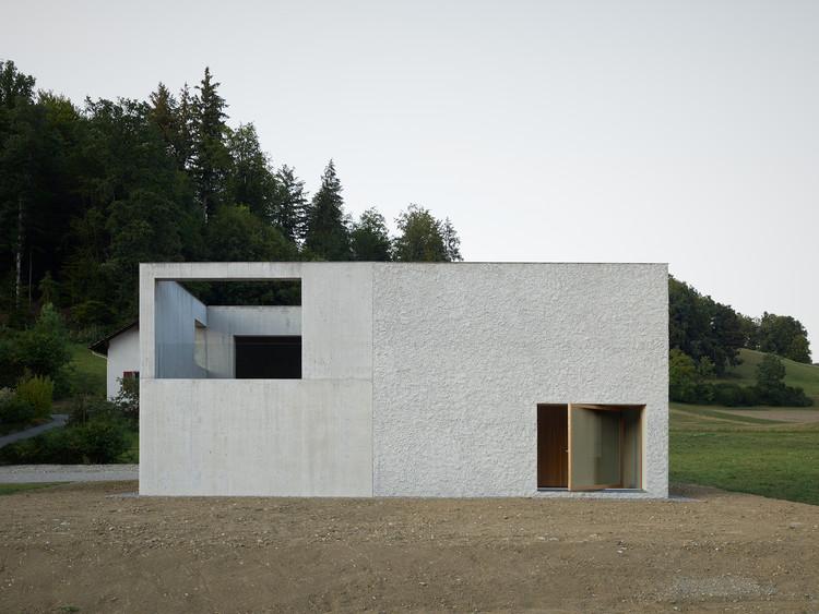 Uma casa de família / Gautschi Lenzin Schenker Architects, © Andreas Graber Photography, Zürich