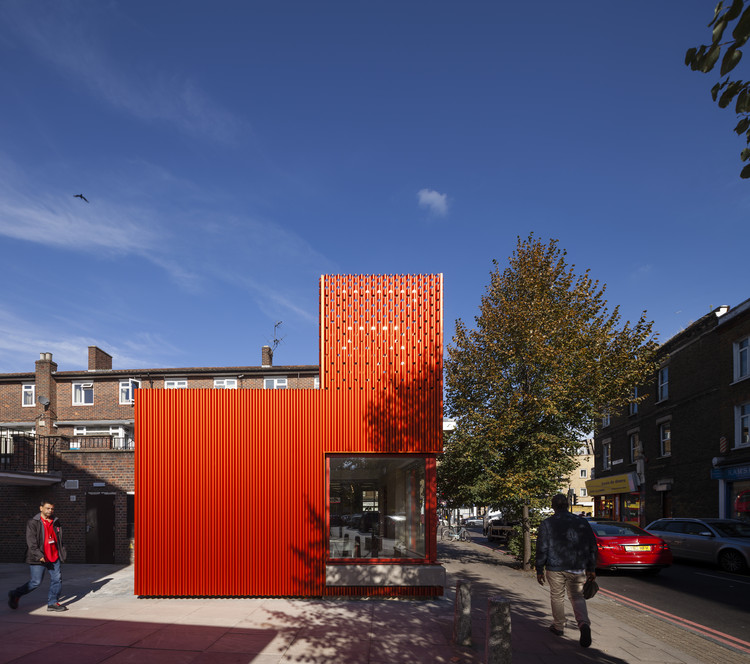 East Street Library / We Made That, © Jakob Spriestersbach