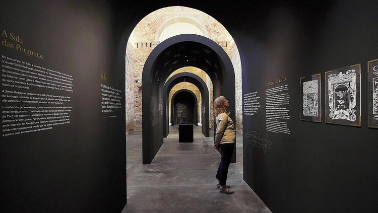 E quem quer visitar um museu? Novo vídeo da Building Pictures explora o Museu Damião de Góis, Cortesia de Building Pictures