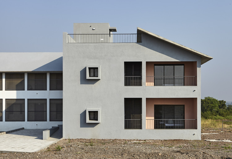 Girls Home / DCOOP Architects, © Rajesh Vora