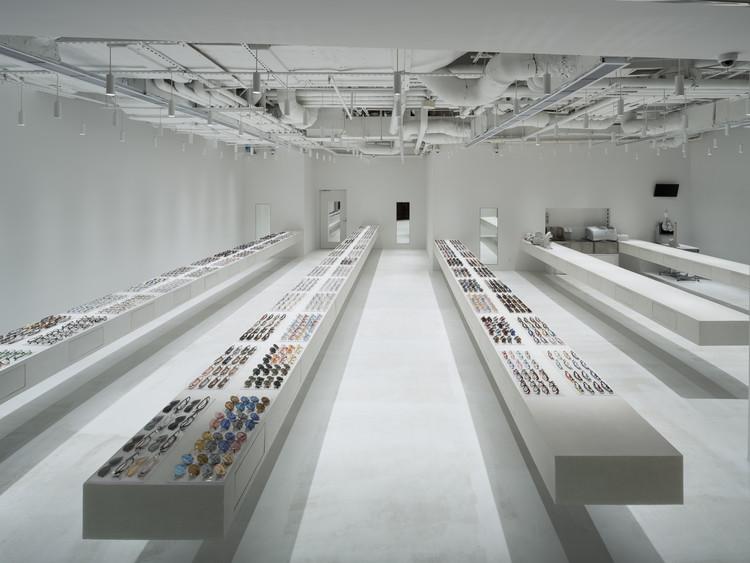 JINS SWFC Shop / junya.ishigami+associates, © Eiichi Kano